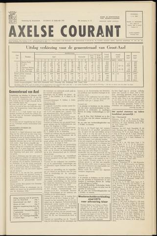 Axelsche Courant 1970-02-28
