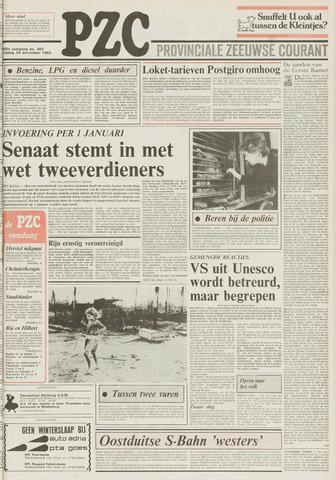Provinciale Zeeuwse Courant 1983-12-30
