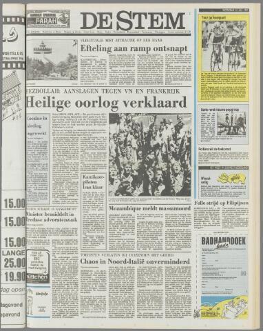 de Stem 1987-07-22