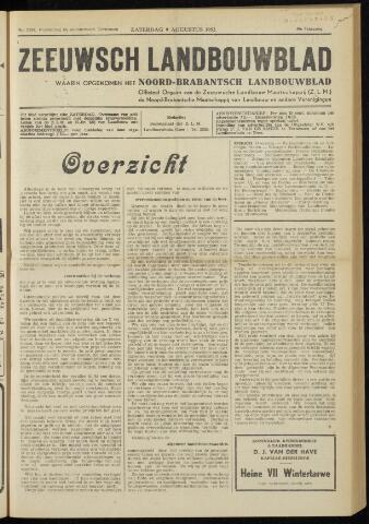 Zeeuwsch landbouwblad ... ZLM land- en tuinbouwblad 1952-08-09