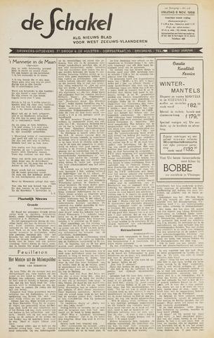 De Schakel 1959-11-06