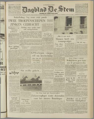 de Stem 1958-03-15