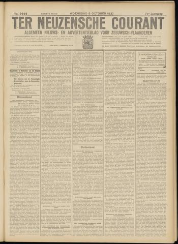 Ter Neuzensche Courant. Algemeen Nieuws- en Advertentieblad voor Zeeuwsch-Vlaanderen / Neuzensche Courant ... (idem) / (Algemeen) nieuws en advertentieblad voor Zeeuwsch-Vlaanderen 1937-10-06