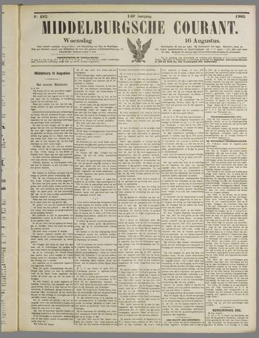 Middelburgsche Courant 1905-08-16