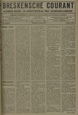 Breskensche Courant 1921-10-08