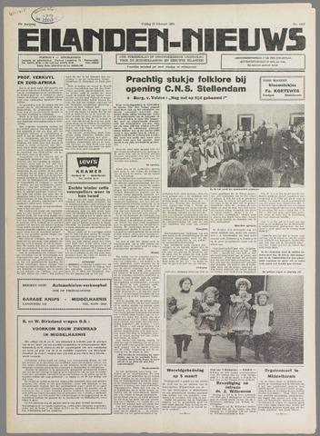 Eilanden-nieuws. Christelijk streekblad op gereformeerde grondslag 1976-02-27