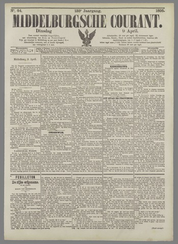 Middelburgsche Courant 1895-04-09