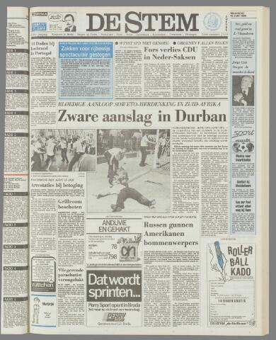 de Stem 1986-06-16