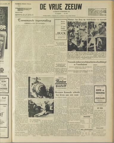 de Vrije Zeeuw 1960-11-26