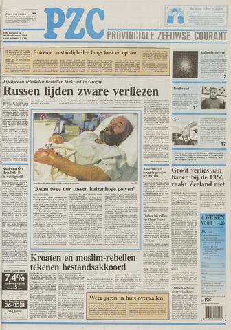 Provinciale Zeeuwse Courant 1995-01-03