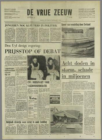 de Vrije Zeeuw 1972-11-14