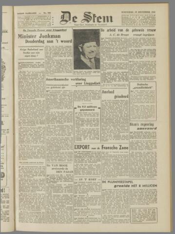 de Stem 1946-12-18