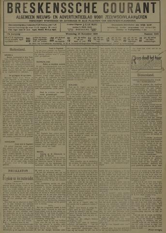 Breskensche Courant 1929-11-20