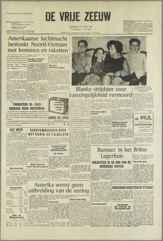 de Vrije Zeeuw 1965-03-27