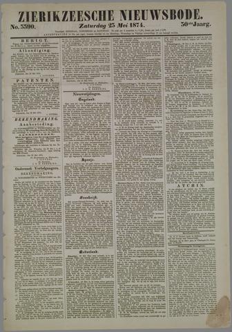Zierikzeesche Nieuwsbode 1874-05-23