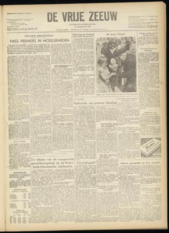 de Vrije Zeeuw 1956-02-18