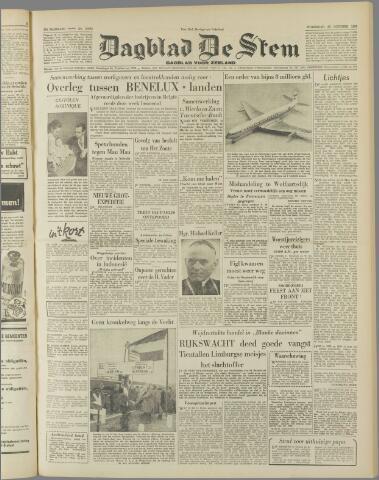 de Stem 1952-10-23