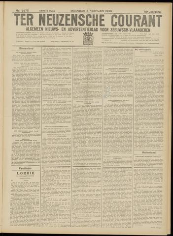 Ter Neuzensche Courant. Algemeen Nieuws- en Advertentieblad voor Zeeuwsch-Vlaanderen / Neuzensche Courant ... (idem) / (Algemeen) nieuws en advertentieblad voor Zeeuwsch-Vlaanderen 1939-02-06