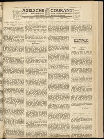 Axelsche Courant 1947-07-26