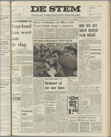 de Stem 1972-07-27