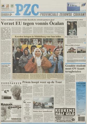 Provinciale Zeeuwse Courant 1999-06-30