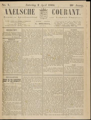 Axelsche Courant 1904-04-02