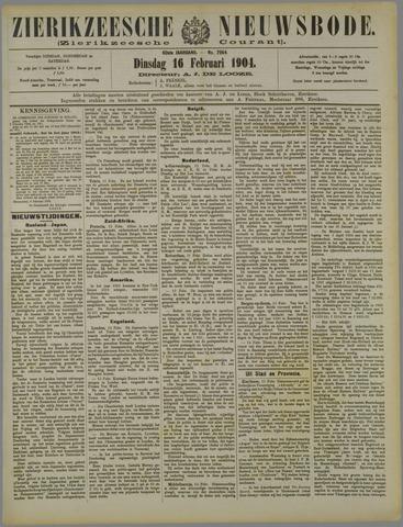 Zierikzeesche Nieuwsbode 1904-02-16