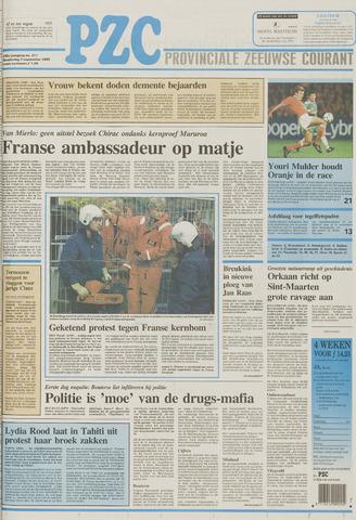 Provinciale Zeeuwse Courant 1995-09-07