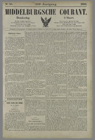 Middelburgsche Courant 1882-03-09