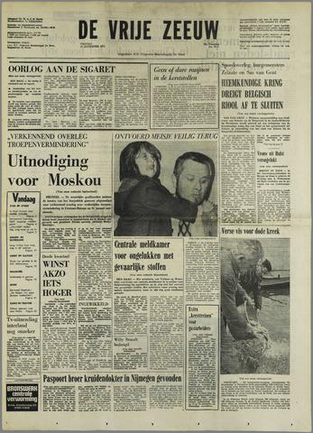 de Vrije Zeeuw 1972-11-17