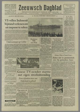 Zeeuwsch Dagblad 1957-12-11