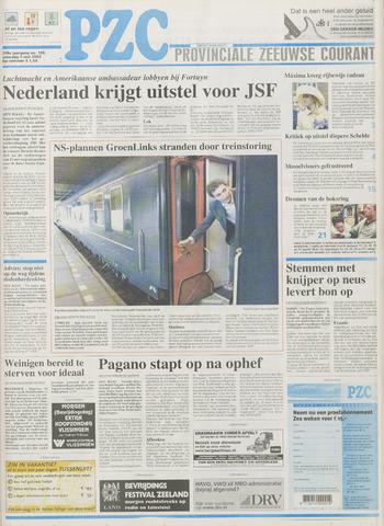 Provinciale Zeeuwse Courant 2002-05-04