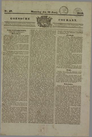 Goessche Courant 1842-06-13