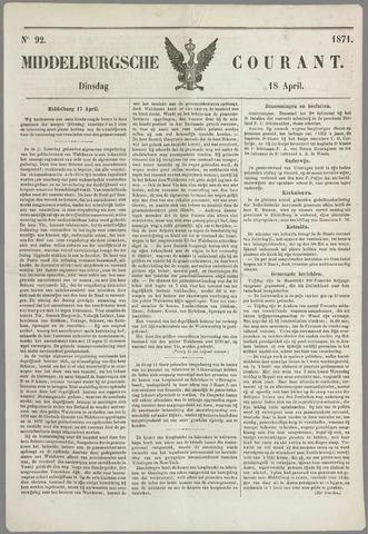 Middelburgsche Courant 1871-04-18
