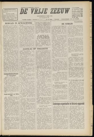 de Vrije Zeeuw 1948-07-15