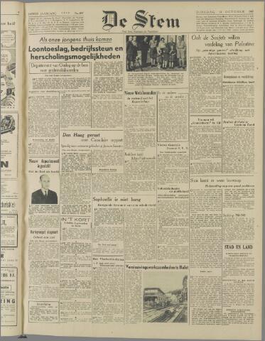 de Stem 1947-10-14