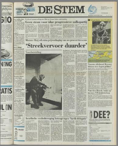 de Stem 1991-10-28