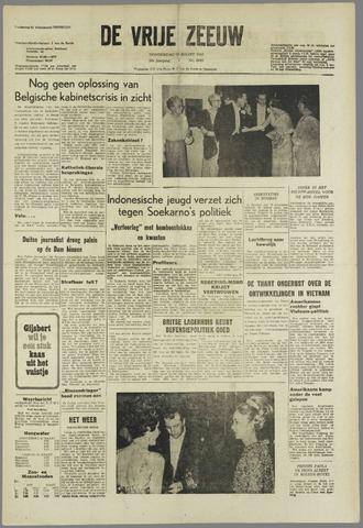 de Vrije Zeeuw 1966-03-10