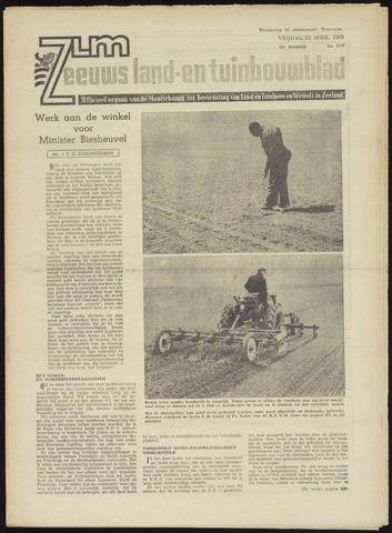 Zeeuwsch landbouwblad ... ZLM land- en tuinbouwblad 1965-04-23