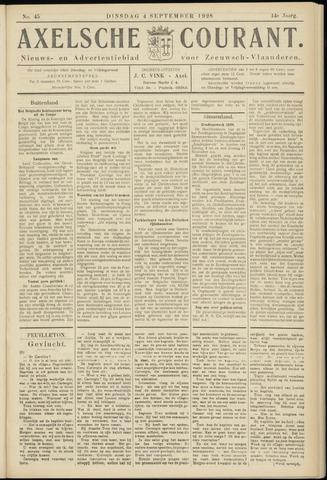 Axelsche Courant 1928-09-04