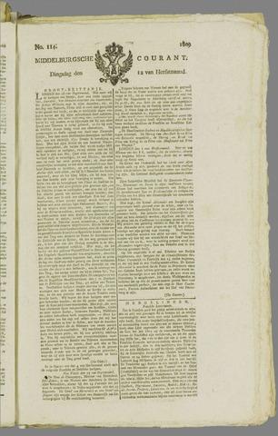 Middelburgsche Courant 1809-09-12