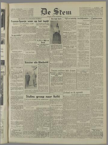 de Stem 1948-04-01