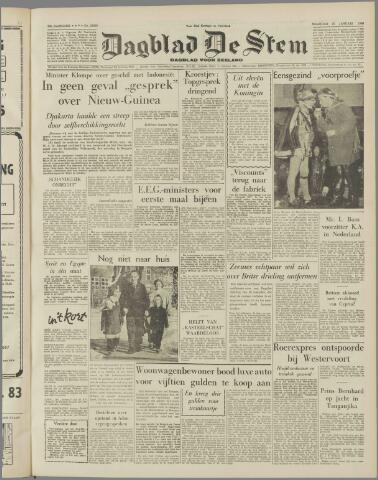 de Stem 1958-01-27
