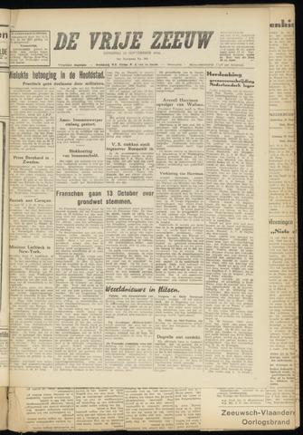 de Vrije Zeeuw 1946-09-24