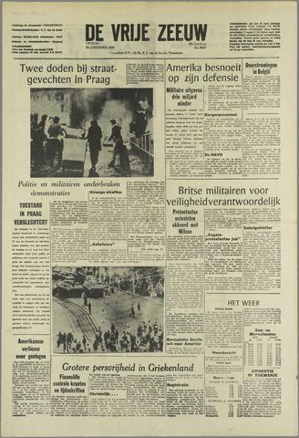de Vrije Zeeuw 1969-08-22