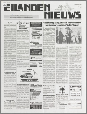 Eilanden-nieuws. Christelijk streekblad op gereformeerde grondslag 2004-06-18