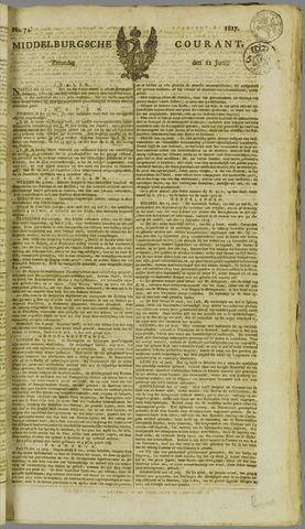 Middelburgsche Courant 1817-06-21