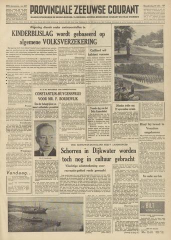 Provinciale Zeeuwse Courant 1957-10-31