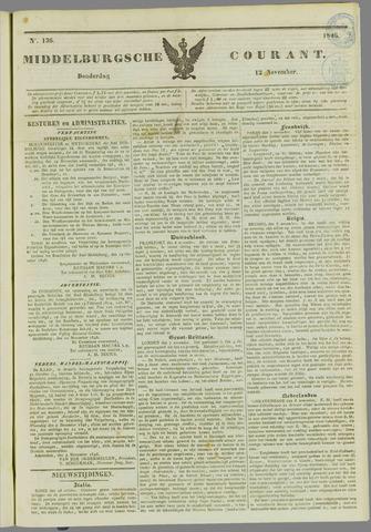 Middelburgsche Courant 1846-11-12