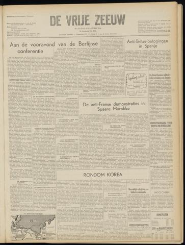 de Vrije Zeeuw 1954-01-25